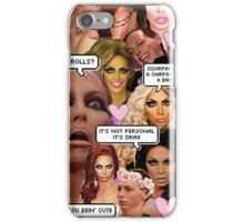 Alyssa Edwards iPhone Case/Skin