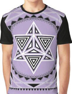 SACRED GEOMETRY - MERKABA - METATRONS CUBE - FLOWER OF LIFE - SPIRITUALITY Graphic T-Shirt