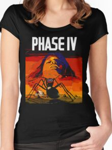 phase iv Women's Fitted Scoop T-Shirt