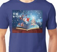 Christmas Magic Book 2 Unisex T-Shirt