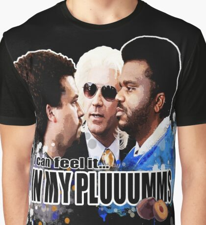 I can feel it, down in my plums Graphic T-Shirt