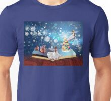 Christmas Magic Book 3 Unisex T-Shirt