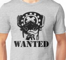 Wanted Chopper - One Piece  Unisex T-Shirt