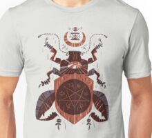 Spilling Time - Beetle Two - Red Unisex T-Shirt