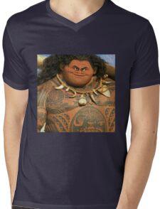 Maui, moana, vaiana Mens V-Neck T-Shirt