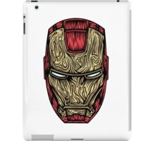 Iron Man Mask  iPad Case/Skin