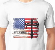When Fascism comes to America Unisex T-Shirt