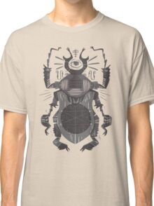 Eye of the Gods - Beetle Three - grey Classic T-Shirt