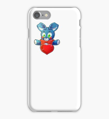 Adorable toy bonnie iPhone Case/Skin