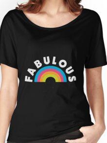 FABULOUS Women's Relaxed Fit T-Shirt