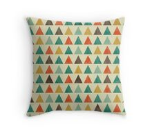 Lovely geometric Pattern VII Throw Pillow