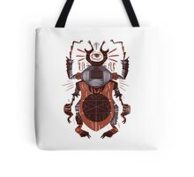 Eye of the Gods - Beetle Three - red Tote Bag