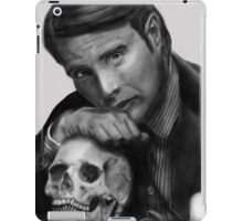 Dr. Hannibal  iPad Case/Skin