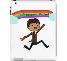 Happy Dead Summoning iPad Case/Skin
