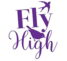 Fly High Photographic Print