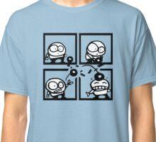 boule pétanque cartoon comics Classic T-Shirt