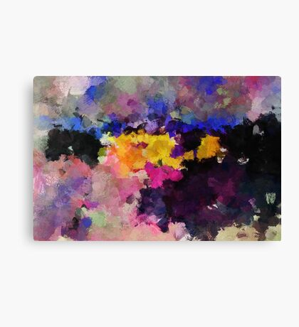 Abstract Fantasy Art Canvas Print