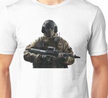Glaz - Rainbow 6 Siege - portrait Unisex T-Shirt