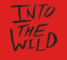 Into the Wild x BW Kids Clothes