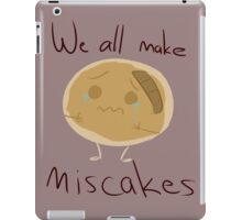 Pancake mistake iPad Case/Skin