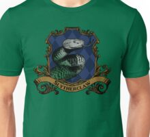 Slytherclaw House Crest Unisex T-Shirt
