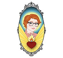 The Sacred Heart of Barb Photographic Print