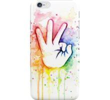 Tight Rainbow iPhone Case/Skin