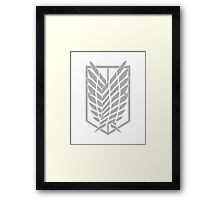 Wings of Liberty Framed Print