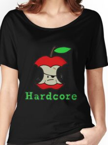 Hardcore Women's Relaxed Fit T-Shirt