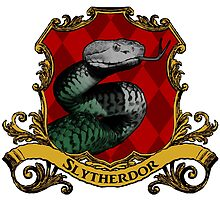Slytherdor by SedatedArtist