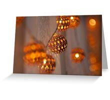 Festive Lights (2)  Greeting Card