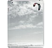Lone Ocean Surfer iPad Case/Skin