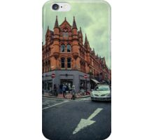 New Road. Old City. iPhone Case/Skin