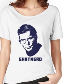 SHATNERD Women's Relaxed Fit T-Shirt