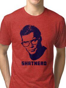 SHATNERD Tri-blend T-Shirt