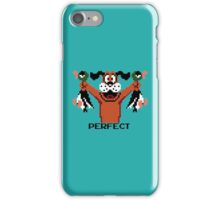 PERFECT. iPhone Case/Skin