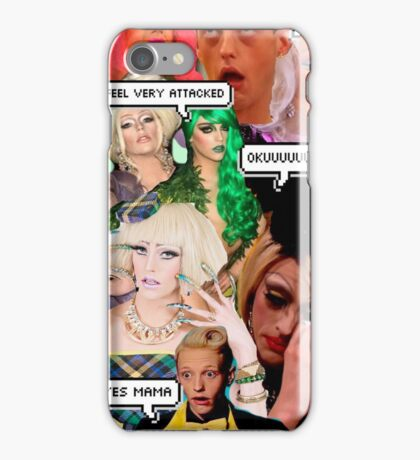 Laganja Estranja iPhone Case/Skin