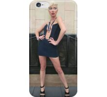 Foxxy Face muse iPhone Case/Skin