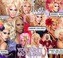 RuPaul by tris4raht0ps