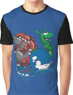 Number 382, 383 & 384! Graphic T-Shirt