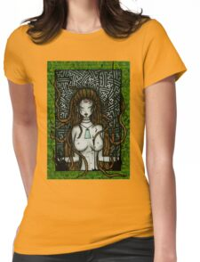 Shebba Womens Fitted T-Shirt