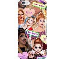 Willam/Bianca iPhone Case/Skin