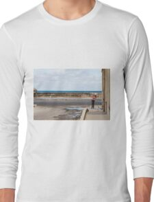 Cleaning Lady Long Sleeve T-Shirt