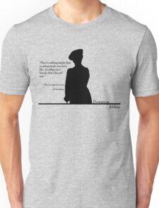 Avoiding People Unisex T-Shirt