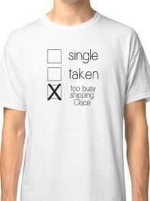 single taken clace B Classic T-Shirt