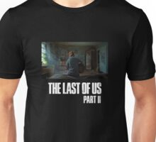 The Last Of Us Part II - Ellie (dark collection 03) Unisex T-Shirt