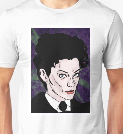 Mistress of mayhem. Unisex T-Shirt