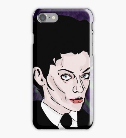 Mistress of mayhem. iPhone Case/Skin