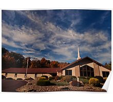 House of Worship Poster