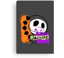 Jack-182 Canvas Print